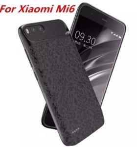 Чехол повербенг Xiaomi mi6