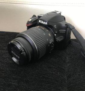 Аренда фотоаппарата Nikon D3200