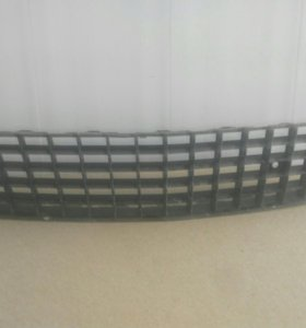 Решетка в бампер центральная для Opel Astra H / Fa