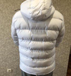 Куртка зимняя мужская бела