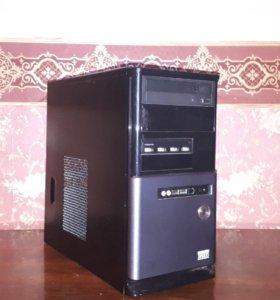 Компьютер Intel core 2 duo e8400