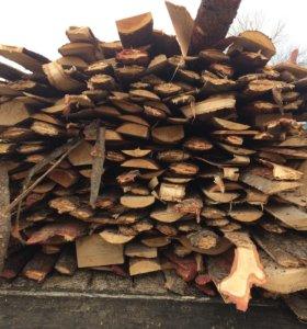 Горбыль ( обрезки на дрова) с доставкой