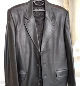 Пиджак мужской (натуральная кожа)