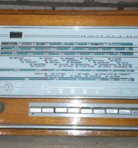Радиола Кантата-М 1970 г
