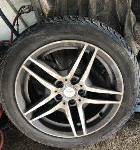 Шины колеса диски шипованная резина