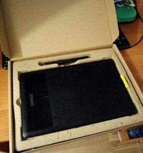 Графический планшет bamboo cth-470