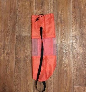 Чехол под коврик для йоги( новый)