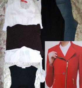 Женские вещи пакетом 48-50