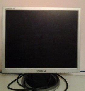 "Монитор SAMSUNG 710N S 17"""