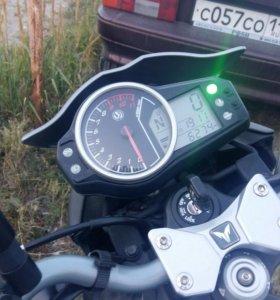 Мотоцикл SYM Wolf2t