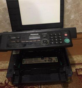 Сканер/принтер panasonic kx-mb1900