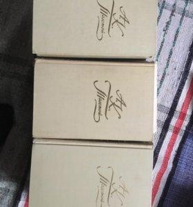 А.К. Толстой 1969г 1,3,4 том