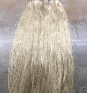 Волосы на заколках Hair shop