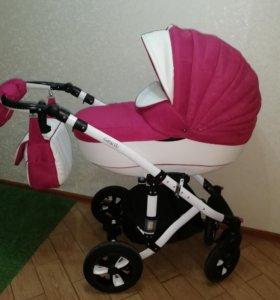 Детская коляска Adamex Galactic eko 3 в 1