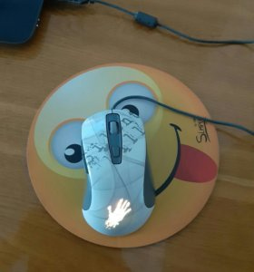 Игровая мышь qumo silent kill бесшумная