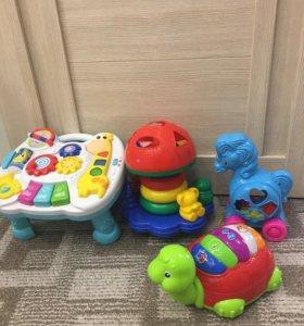 Пакет развивающих игрушек