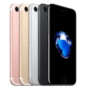 Apple iPhone 7 / 7 Plus 128Gb. Гарантия 1 год