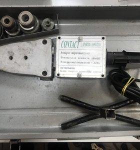 Сварочный аппарат (от ф20 до ф63) 1800VT CONTACT