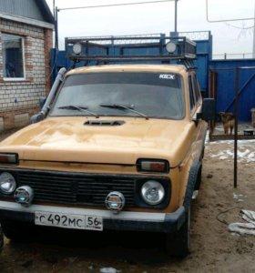 ВАЗ (Lada) 4x4, 1982