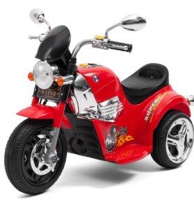 Детский мотоцикл на аккумуляторе MD1188A-1