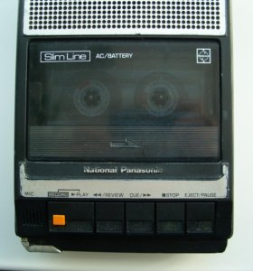 Panasonic RQ-2734