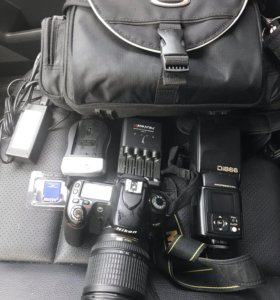 Nikon D80 body (без объектива)