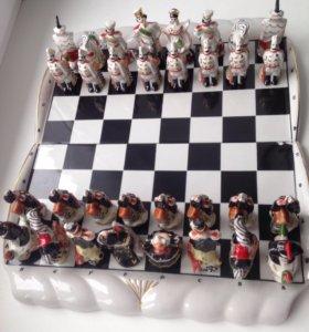 Набор коллекционных шахмат