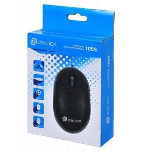 Мышки USB, новые в упаковке, на гарантии.