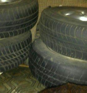 Литые диски 175 /70 -13 радиус