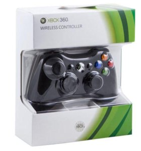 Xbox 360 геймпады беспроводные