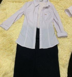 Блузки и юбки