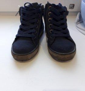 Ботиночки на мальчика 30 размер