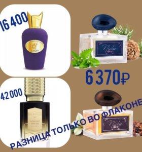 Супер стойкий парфюм