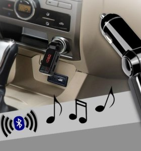 FM модулятор с Bluetooth