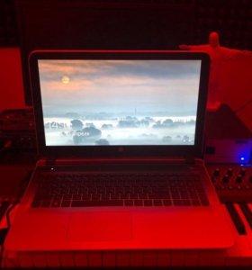 Мощный игровой ноутбук HP Pavilion