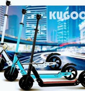 Самокат Kugoo s3