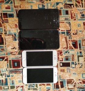 Муляжи айфонов