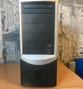 Игровой компьютер FX4300/HD7770(R7 250)