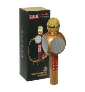 Колонка с функцией Караоке Микрофона Wster WS-1816
