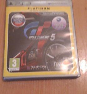Игра на PlayStation 3 Gran Turismo