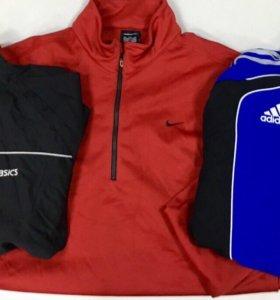 Мужская и женская спортивная одежда разных брендов