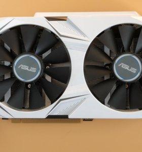 Asus GTX 1060 6 Gb