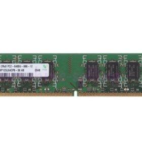 2Gb DDR-2. Hynix.