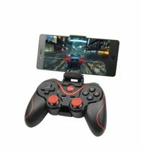 Геймпад!! Джостик игровой для смартфонов+очки реал