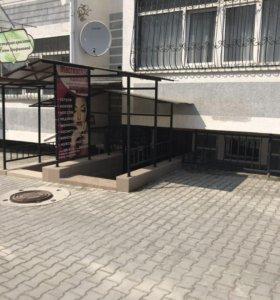 Аренда, помещение свободного назначения, 46.4 м²