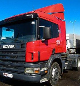 Седельный тягач Scania P340 2007 г\u002Fв