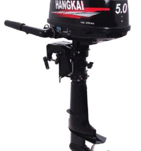 Лодочный мотор Hangkai(Ханкай), 5,0 л.с, 2-тактный
