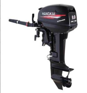 Лодочный мотор Hangkai(Ханкай), 9,9 л.с, 2-тактный