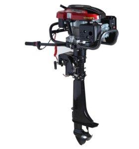 Лодочный мотор Ханкай F 7,0 л.с, 4-тактный