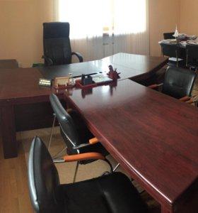 Мебель в кабинет руководителя(директора)